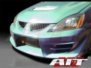 FF2 Style Front Bumper Cover For Mitsubishi Lancer 2004-2006