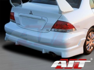 FF2 Style Rear Bumper Cover For Mitsubishi Lancer 2004-2006