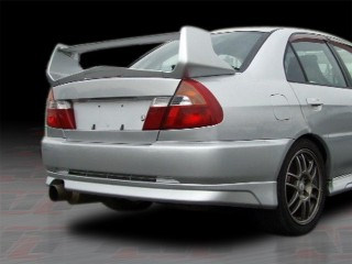 EVO V Style wing For Mitsubishi Mirage 1997-2001