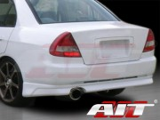 EVO V Style Rear Bumper Cover For Mitsubishi Mirage 1997-2001