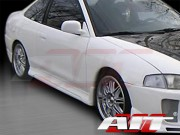 EVO V Style Side Skirts For Mitsubishi Mirage 1997-2001 Coupe