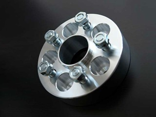 MooVit Hubcentric Wheel Spacers 38mm; 4x100; 12x1.5; 54.1mm
