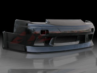 D1 Series Front Bumper Cover For Nissan 240sx 1989-1993