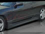 D1 Series Side Skirts For Nissan 240sx 1989-1993