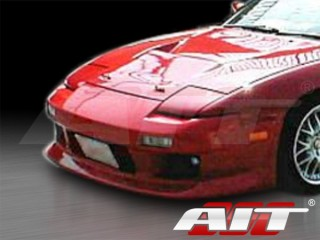 G4S Style Front Bumper Cover For Nissan 240sx 1989-1993