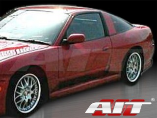 G4S Style Side Skirts For Nissan 240sx 1989-1993