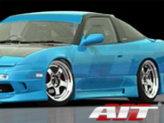 G Power Style Side Skirts For Nissan 240sx 1989-1993 Hatchback Only