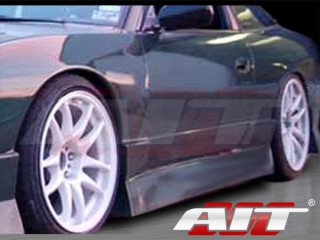 M4 Style Side Skirts For Nissan 240sx 1989-1993 Hatchback Only