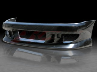D2 Series Front Bumper Cover For Nissan 240sx 1995-1996