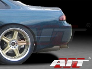 BMX Style rear add-on  For Nissan 240sx 1995-1998