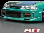 Charger Style Front Bumper Cover For Nissan 240sx 1995-1996
