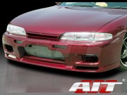 R33 Style Front Bumper Cover For Nissan 240sx 1995-1996