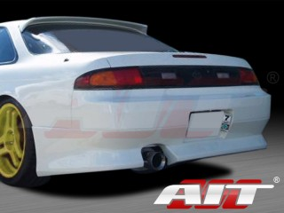 R33 Style Rear Bumper Cover For Nissan 240sx 1995-1998