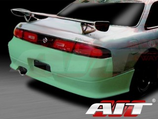 Sky Style Rear Bumper Cover For Nissan 240sx 1995-1998