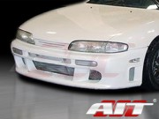 Nismo Style Front Bumper Cover For Nissan 240sx 1995-1996