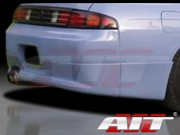 Nismo Style Rear Bumper Cover For Nissan 240sx 1995-1998