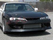 D1 Series Front Bumper Cover For Nissan 240sx 1997-1998
