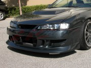 D2 Series Front Bumper Cover For Nissan 240sx 1997-1998