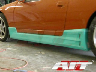 CW Style Side Skirts For Nissan 300zx 2+2 1990-1997