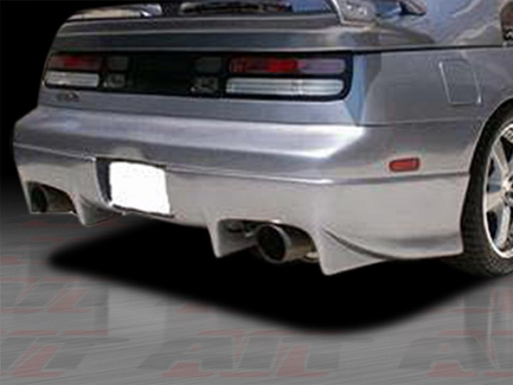VS Style Rear Half Bumper Cover For Nissan 300zx 1990-1997 2+2