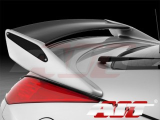 Nismo 2 Style Rear Spoiler with Carbon Fiber For Nissan 350z 2003-2008
