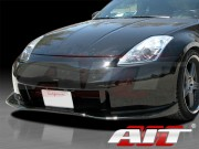 Nismo 3 Style Front Bumper Cover For Nissan 350z 2003-2008