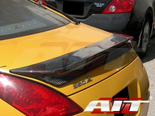 Carbon Fiber Rear Spoiler For Nissan 350z 2003-2008
