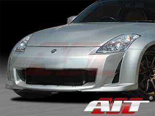 AMU Style Front Bumper Cover For Nissan 350z 2003-2008