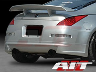 AMU Style Rear Bumper Cover For Nissan 350z 2003-2008