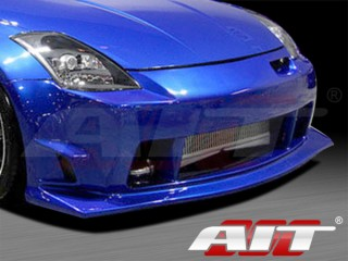 ING-2 Style Front Bumper Cover For Nissan 350z 2003-2008