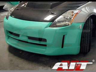 ING Style Front Bumper Cover For Nissan 350z 2003-2008