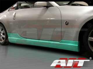 ING Style Side Skirts For Nissan 350z 2003-2008