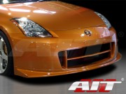 Nismo 2 Style Front Bumper Cover For Nissan 350z 2003-2008