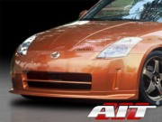 Nismo Style Front Bumper Cover For Nissan 350z 2003-2008