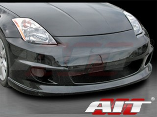 SRS Style Front Bumper Cover For Nissan 350z 2003-2008