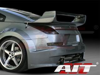 VS-3 Style Rear Trunk Lid Spoiler For Nissan 350z 2003-2008