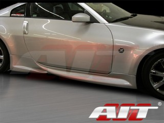 VS-3 Style Side Skirts For Nissan 350z 2003-2008