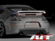 Nismo Style Rear Spoiler For Nissan 370z 2009-2012
