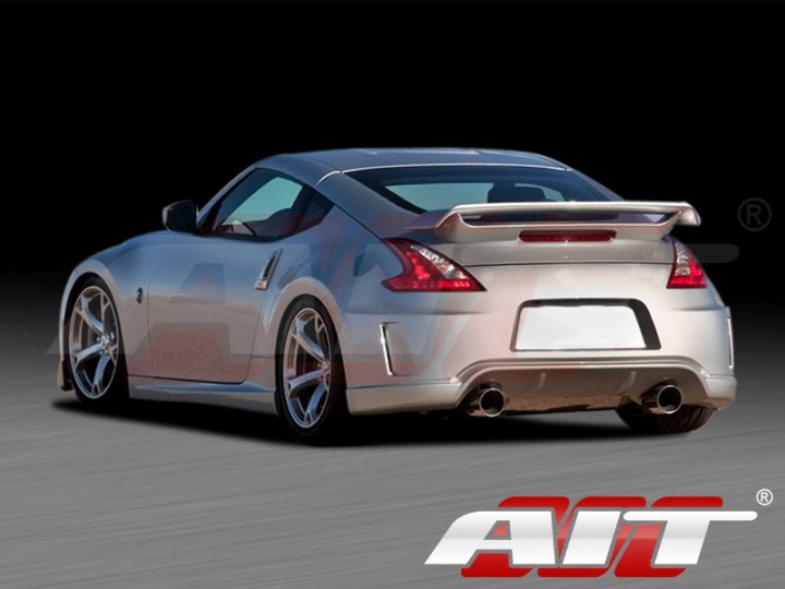 Nismo Style Rear Spoiler For Nissan 370z 2009 2012