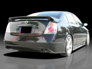 Wondrous Series Rear Bumper Cover For Nissan Altima 2002-2006