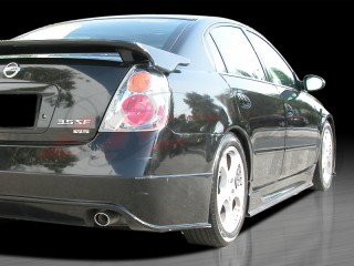 Wondrous Series Side Skirts For Nissan Altima 2002-2006