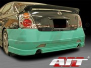 C-Weapon Style Rear Bumper Cover For Nissan Altima 2002-2006