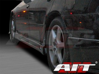 C-Weapon Style Side Skirts For Nissan Altima 2002-2006