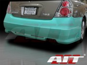 R34 Style Rear Bumper Cover For Nissan Altima 2002-2006