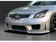 Wondrous Series Front Bumper Cover For Nissan Altima 2007-2009 Sedan