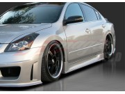 Wondrous Series Side Skirts For Nissan Altima 2007-2012 Sedan