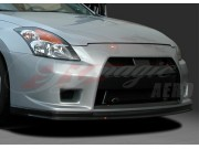 GT-R Concept Series Front Bumper with Carbon Fiber Lip For Nissan Altima 2007-2009 Sedan
