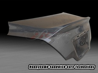 AIT Series Carbon Fiber trunk lid For Nissan Altima Coupe 2008-2012