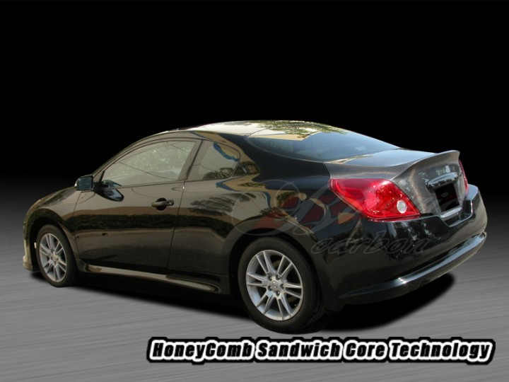 Ait Series Carbon Fiber Trunk Lid For Nissan Altima Coupe