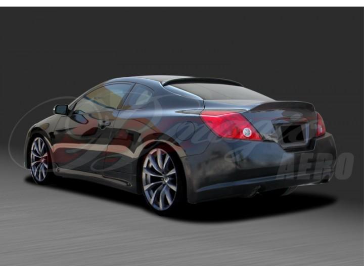 ait carbon fiber roof spoiler for nissan altima 2008 2012. Black Bedroom Furniture Sets. Home Design Ideas